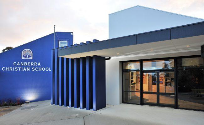 1. CCS architecture – school canberra