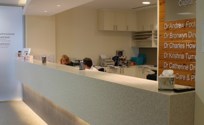 Barton Specialist Consulting Rooms 1