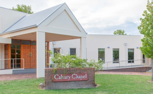 Calvery chapel 1 architecture church canberra