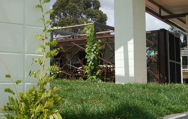 Queanbeyan City Council Riverside Café