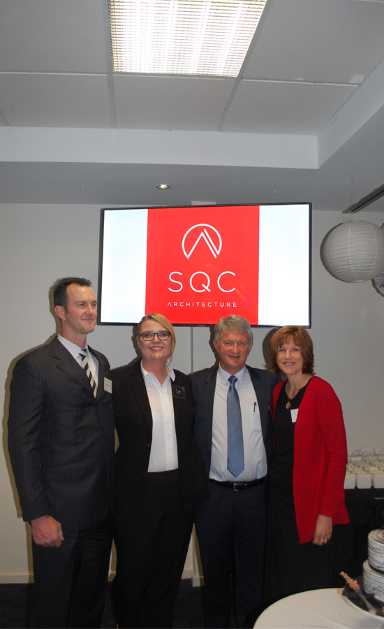 SQC Architecture Directors and partners