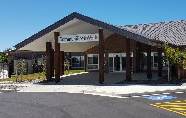 Communities@Work Community Centre, Holder ACT
