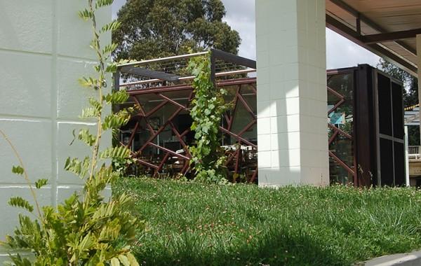 Queanbeyan City Council Riverside Café